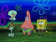 Shanghaied Patrick's ending 02