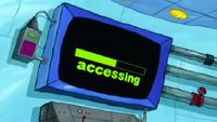 SpongeBob SquarePants Karen the Computer Loading-1