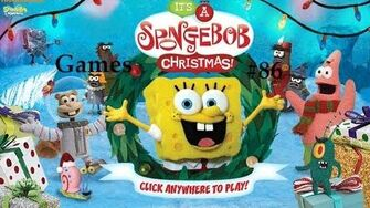 Games Spongebob Squarepants - It's a SpongeBob Christmas