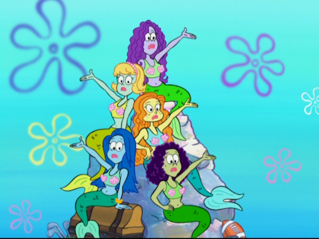 File:Mermaids from Welcome to the Bikini Bottom Triangle.png