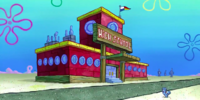 Bikini Bottom High School