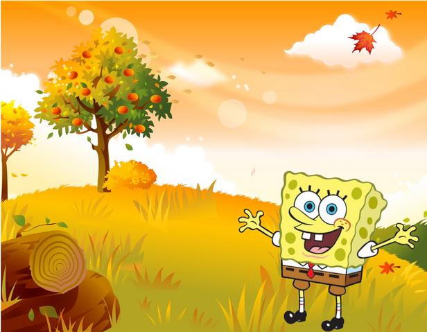File:SpongeBob Fall Image 1 ChocolateBrownieBoy.png