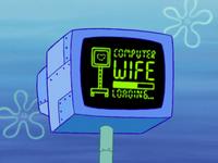 SpongeBob SquarePants Karen the Computer Loading-2