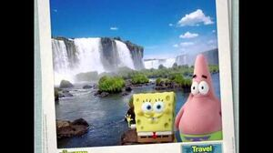 SpongeBob and Patrick Travel the World - BRAZIL Paramount Pictures International