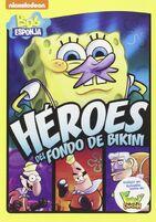 Héroes del Fondo de Bikini re-release
