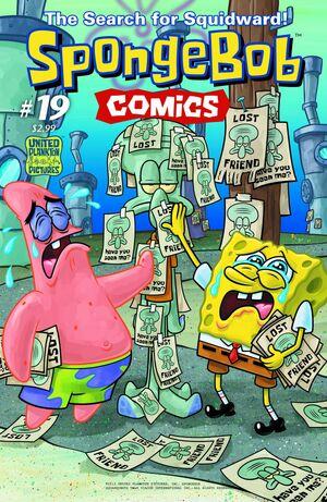 SpongeBobComicsNo19