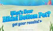 What's Your Bikini Bottom Pet? - Get your results!