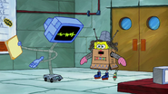 Plankton Gets the Boot 104