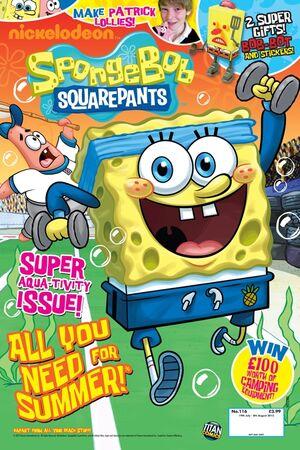 SpongeBobSquarePantsMagazine116