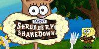 Sandy's Shrubbery Shakedown