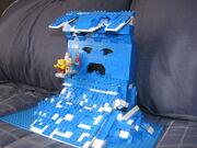 Lego Spongebob Vs the Big one