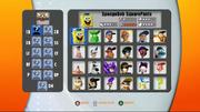 Nick MLB Character Selection