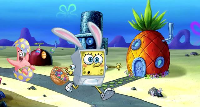 File:SpongeBob Easter Image 1 ChocolateBrownieBoy.png