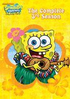 SpongeBob Season 3 Japanese DVD