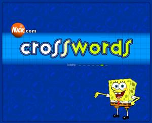 SpongeBob's Crosswords