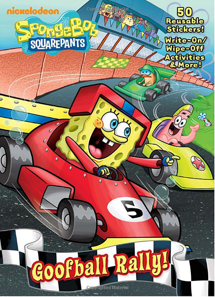 File:Fred on a spongebob coloring book.png