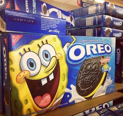 File:SpongeBob SquarePants Oreo Cookies Oreos 7.jpg