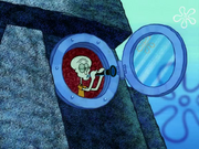 The Two Faces of Squidward 13
