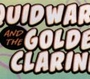Squidward and the Golden Clarinet