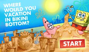 Where Would You Vacation in Bikini Bottom?