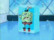 Frozen Spongebob