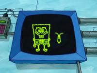 SpongeBob SquarePants Karen the Computer SB-3