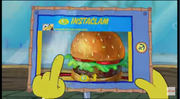 SpongeBob Checks His Instaclam 07