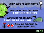 SpongeBob's Bumper Subs - Instructions