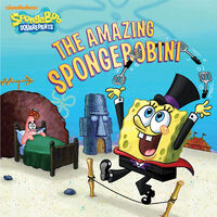 The Amazing SpongeBobini Cover Kindle