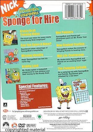 SpongebobSquarepantsSponge1107 b