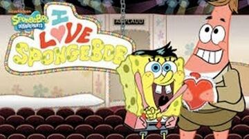 SpongeBob SquarePants - I Love SpongeBob game