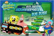 Atlantis SquarePantis Bus Rush