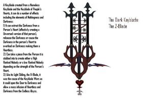 Hades' keyblade