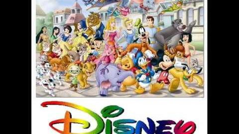 Disney The jungle book The elephant march