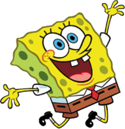 Spongebob vector by janembathedemon-d56za61