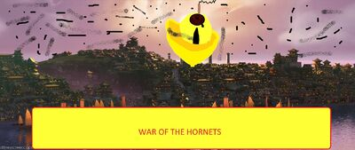 War of the Hornets Poster