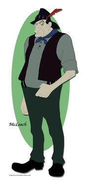 Mcleach
