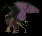 Ruber's Griffin