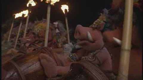 Muppet Treasure Island - Boom Shakalaka