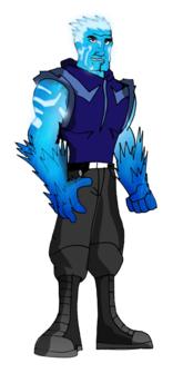 Rourke (Super Crystal Mode)