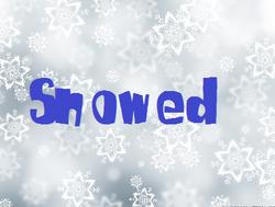 SnowedTitleCard