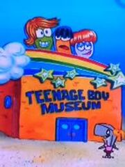 Teenageboymuseum