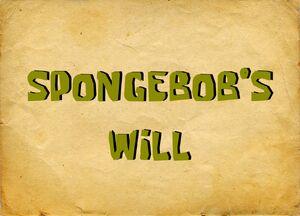 SpongebobsWill