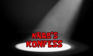 Krabs Konfess