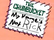 My Name's Not Rick!
