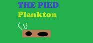 The Pied Plankton