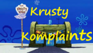 KrustyKomplaints