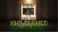 Who Framed Mr. Krabs.