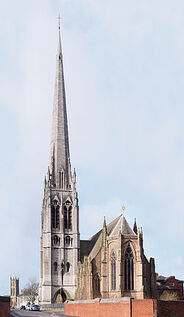 Church of St Walburge