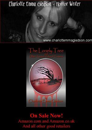 ADVERT FOR CHARLOTTE EMMA GLEDSON